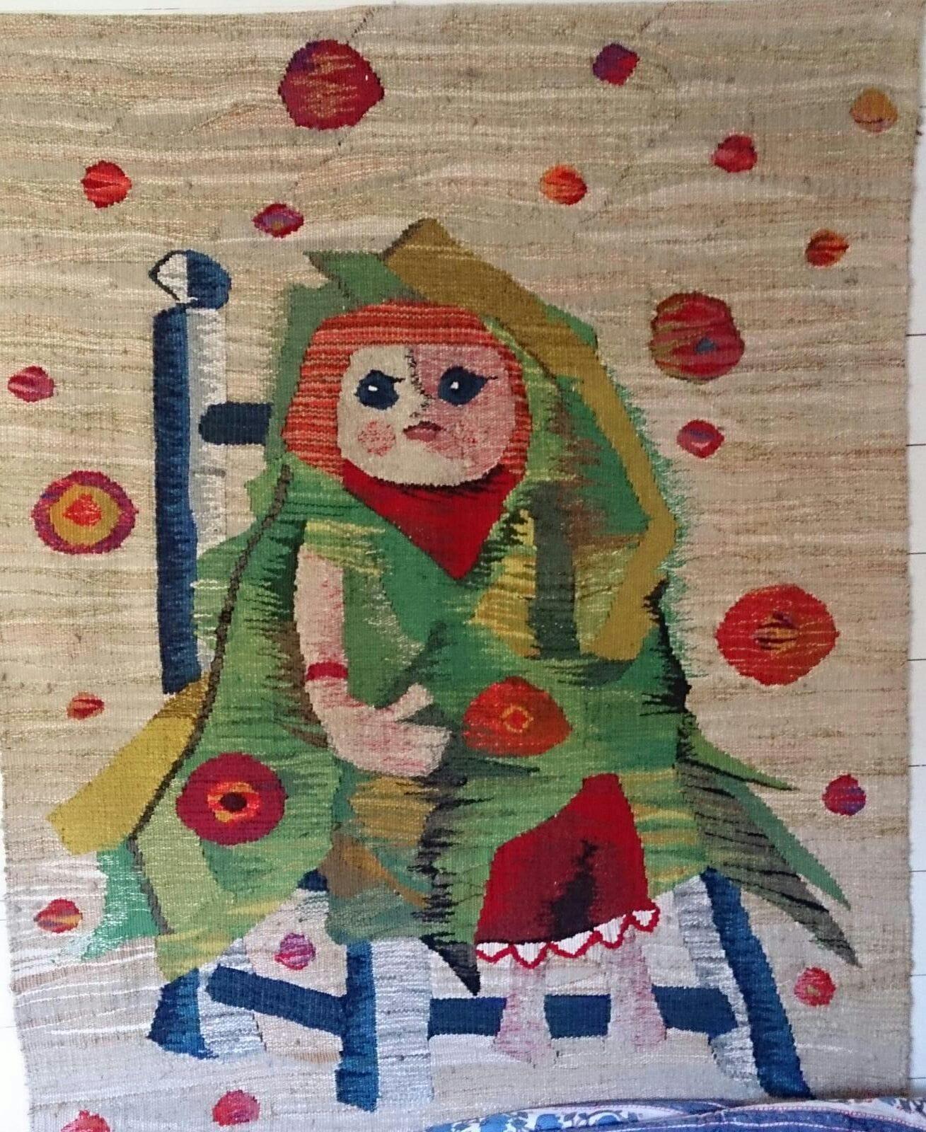 Gemma de Jong, textiel 1