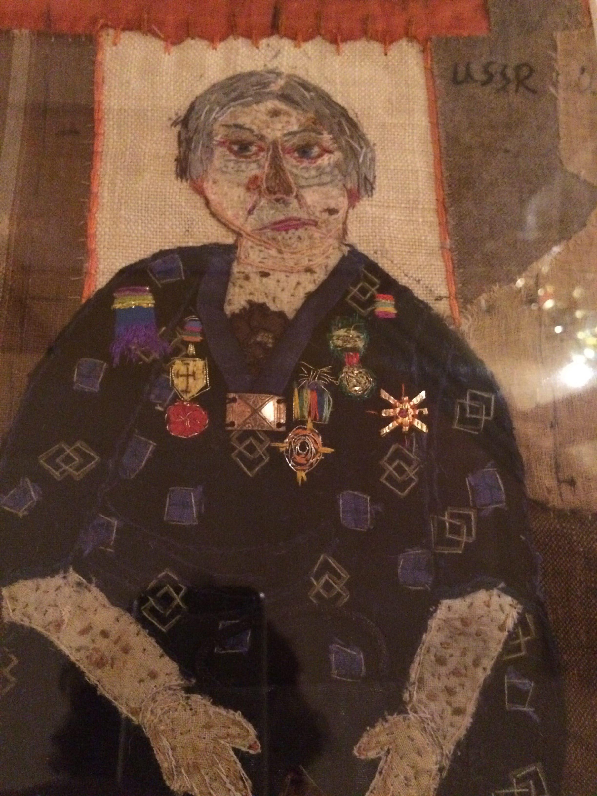 Gemma de Jong, textiel 2