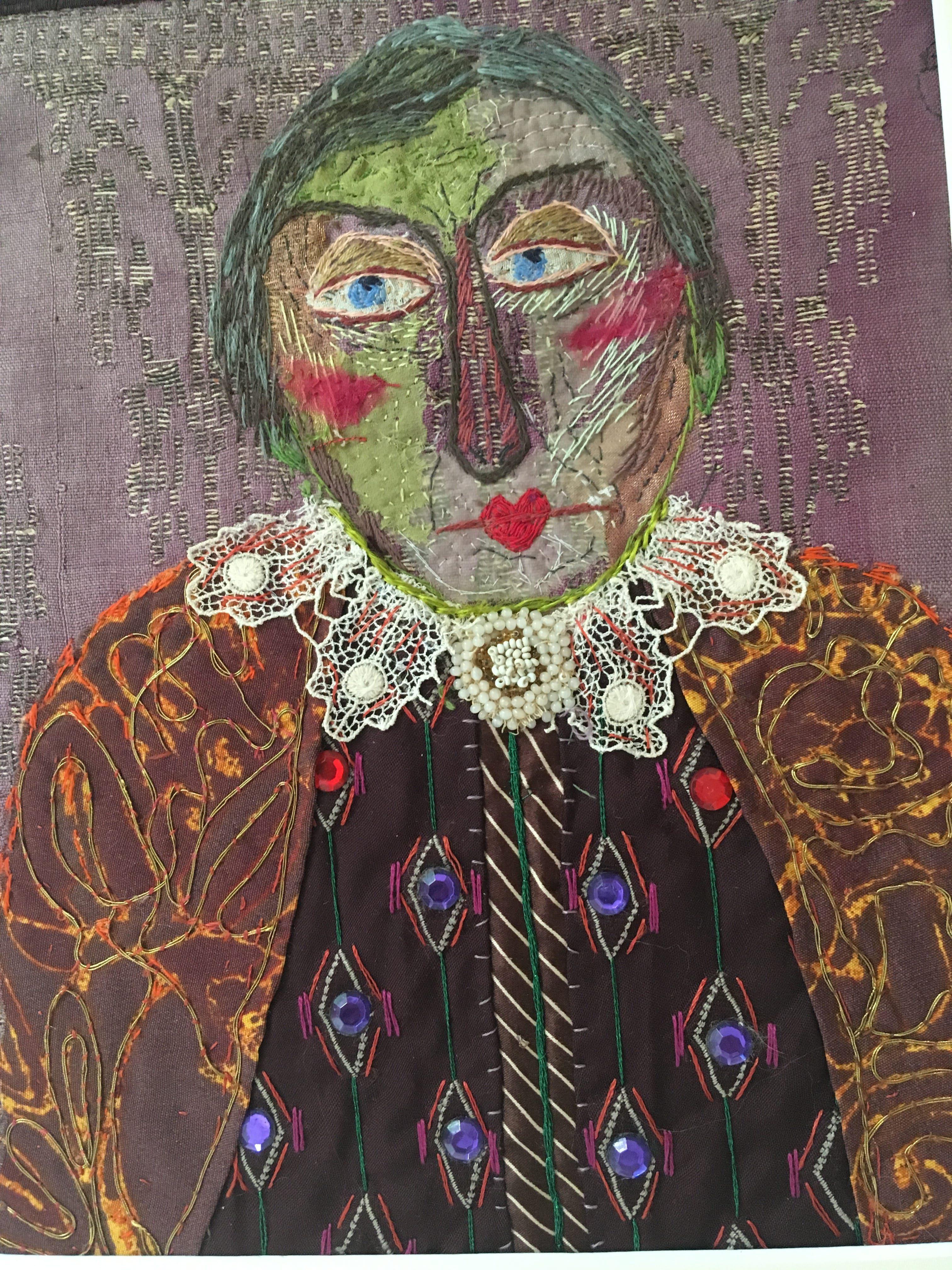 Gemma de Jong, textiel 4