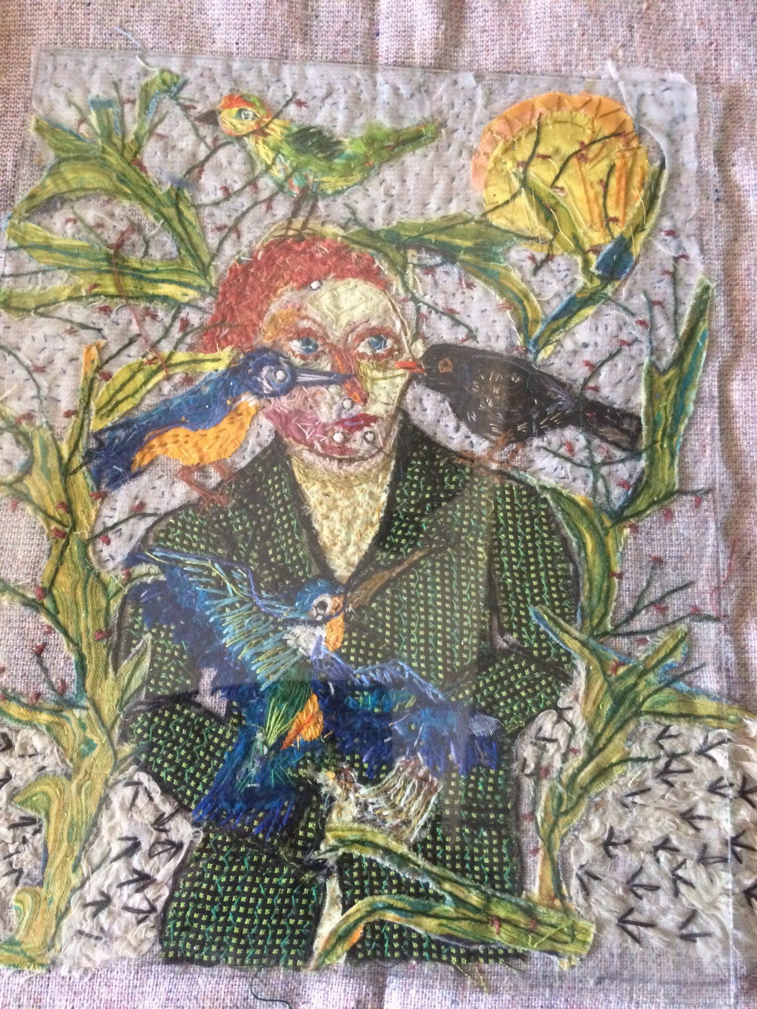 Gemma de Jong, textiel 5