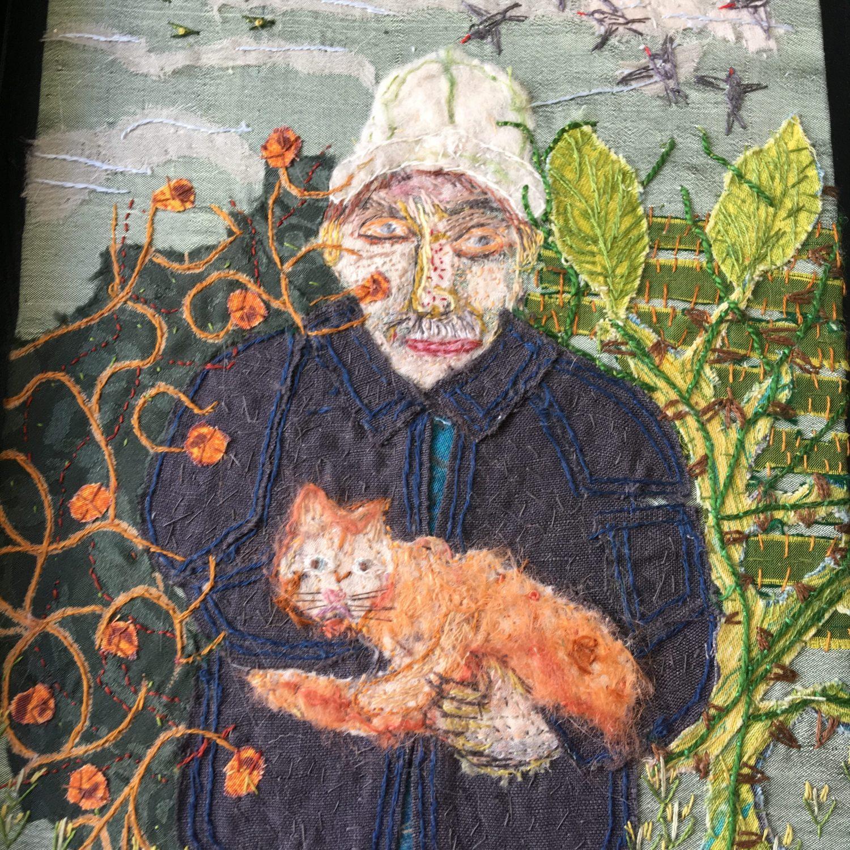 Gemma de Jong, textiel 6