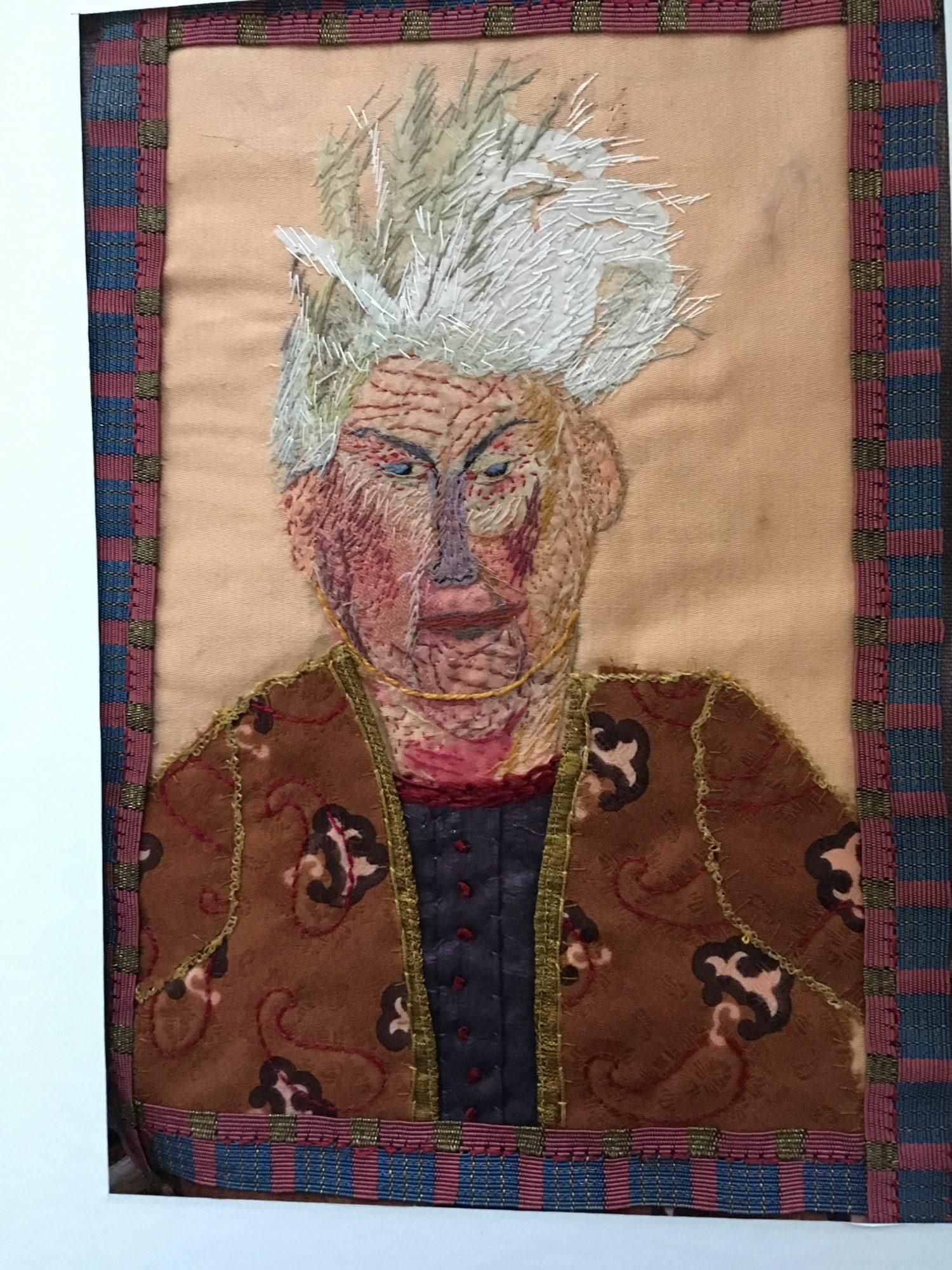 Gemma de Jong, textiel 7
