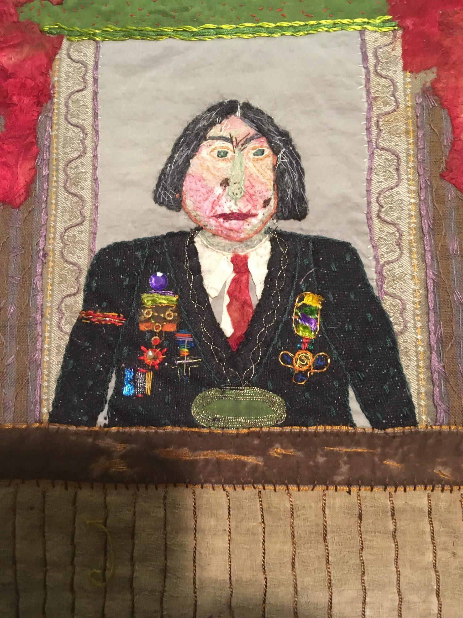 Gemma de Jong, textiel 8